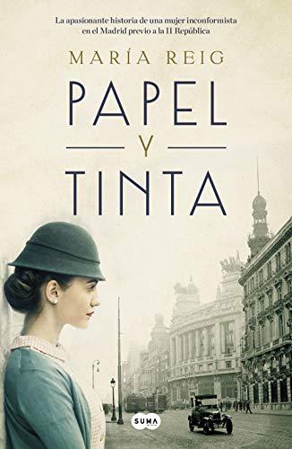 PAPEL Y TINTA – María Reig