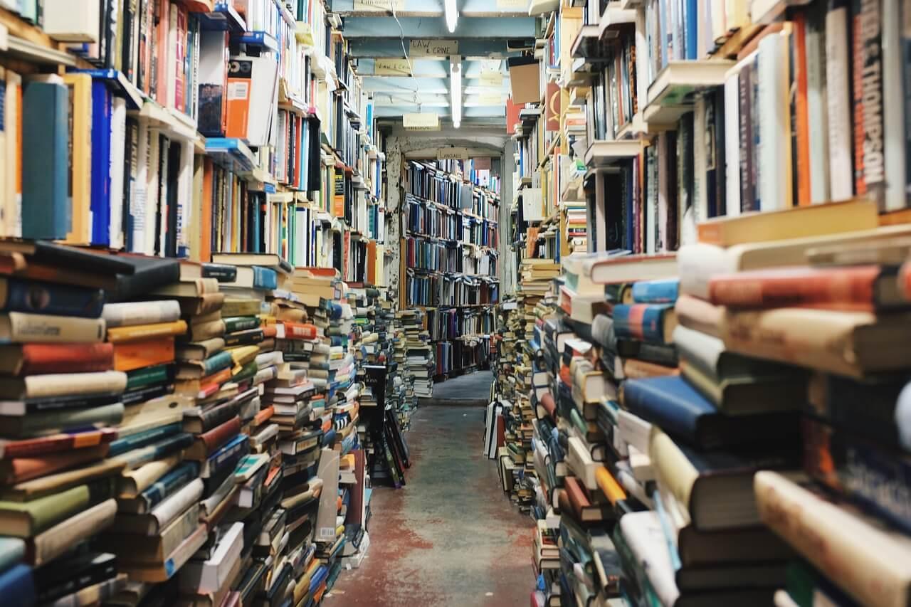 Todas las categorias de los libros