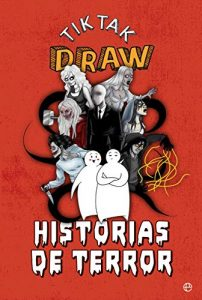 EBOOK (ePub) y KINDLE (MOBI) Historias de terror de TikTak Draw