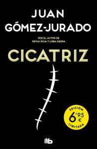 DESCARGAR en PDF el libro Cicatriz de Juan Gómez-Jurado Gratis
