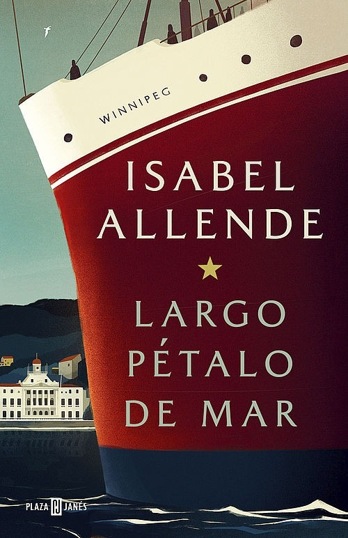 DESCARGAR en PDF el libro Largo pétalo de Mar de Isabel Allende Gratis