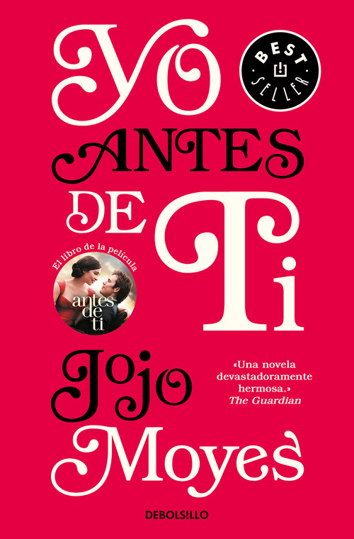 ESCARGAR en PDF el libro Yo antes de ti (Antes de ti 1) de Jojo Moyes Gratis