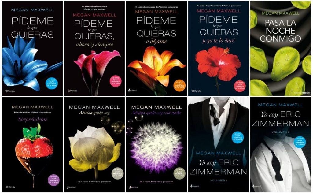 Libros de Megan Maxwell (PDF y DESCARGAR)